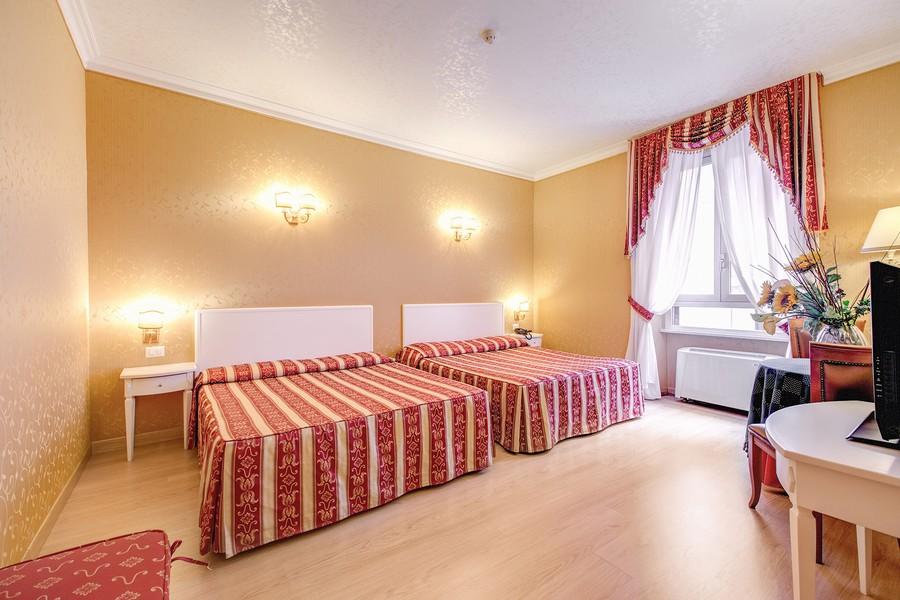 Hotel Rom  Sterne Zentrum